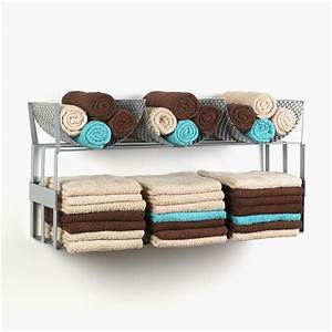 Riley, Fold, And, Roll, Towel, Rack
