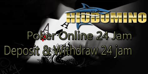 Poker WithDraw 24 Jam Tanpa Offline - Situs Poker Bank BRI ...