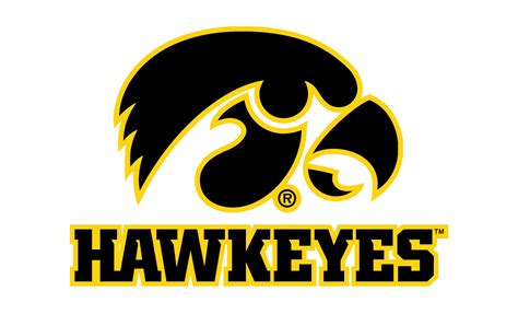 philadelphia eagles colors iowa hawkeyes logo iowa hawkeyes symbol meaning history