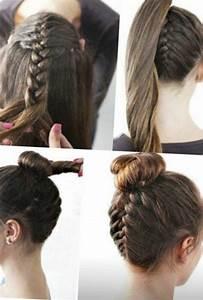 Coiffure Simple Femme : coupe de cheveux rapide 2017 coupe de cheveux 2017 ~ Melissatoandfro.com Idées de Décoration
