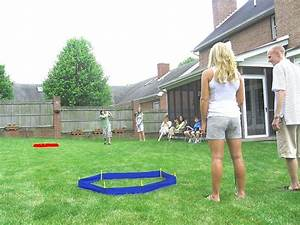 Big Time Twist on Classic Outdoor Games - Outdoor Patio Ideas