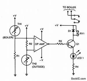 Boiler Control - Control Circuit