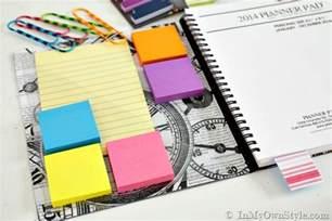 fresh start planner organization ideas in my own style