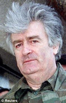 bosnian serb war crimes fugitive radovan karadzic arrested