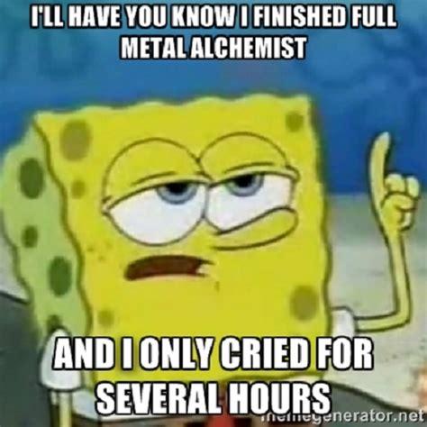 Fullmetal Alchemist Memes Top 15 Fullmetal Alchemist Memes Myanimelist Net