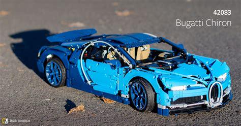 bugatti chiron brick architect