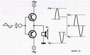 class a b d g h to t audio amplifiers With class b amplifier