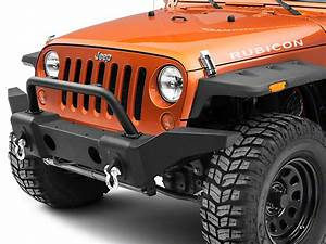 Redrock 4x4 Jeep Wrangler Avenger Full Width Front Bumper