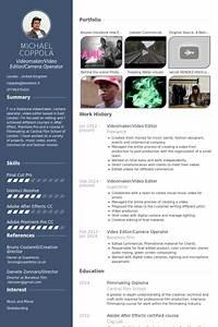 editeur video exemple de cv base de donnees des cv de With video editor resume template download