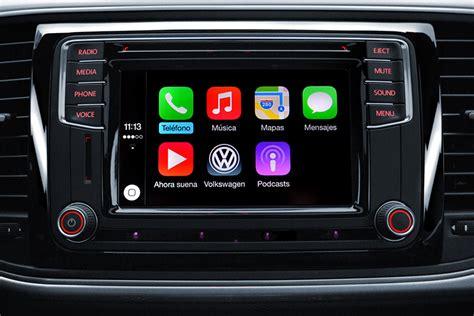 Los Modelos 2016 De Volkswagen Compatibles Con Ios Y Android