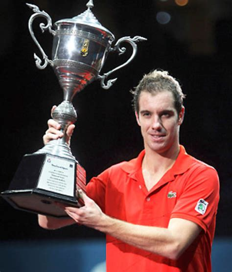 As promised, this is about richard gasquet and his chances to win the 2010 u.s. Report Card: Richard Gasquet finally hoists hardware, more ...