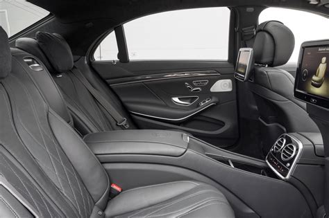 We immediately stepped from the s into a glc, and while the quality of the leather, switchgear and layout naturally catch your eye, what really highlights the difference in interior quality between the s coupe and a 'normal' merc is the clickwheel. Used 2016 Mercedes-Benz S-Class for sale - Pricing & Features | Edmunds