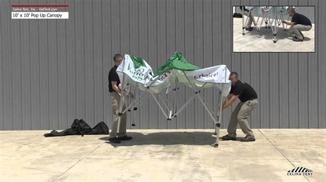 fast shade pop  canopy setup instructions