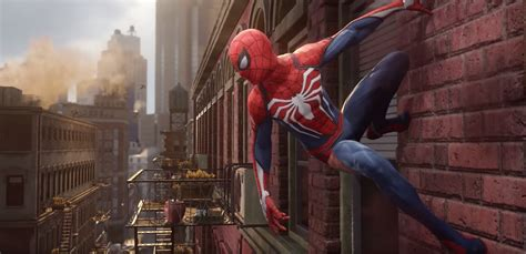 Hidden Secrets In The 'spiderman' E3 2016 Game Trailer