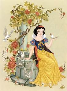 Filmic Light - Snow White Archive: The Art of the Disney ...