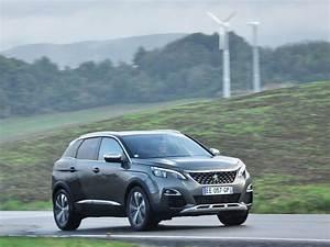Peugeot 3008 Essai : en images essai peugeot 3008 peugeot 3008 dynamique avant ~ Gottalentnigeria.com Avis de Voitures