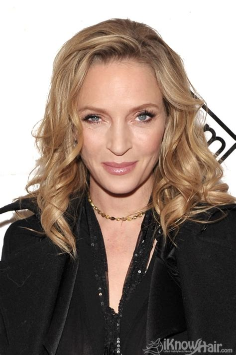 uma thurman hairstyles  uma thurman hair  haircuts