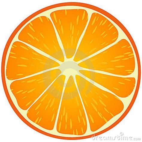 orange slice royalty  stock image image