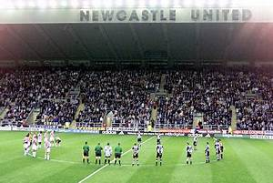 Magpies to boost St James' Park | Daily Mail Online