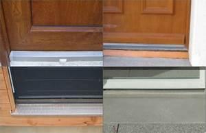le seuil de porte porte d39entreenet With bas de porte d entree
