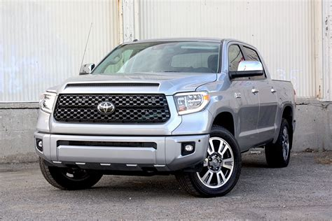 Review 2018 Toyota Tundra Trails Newer Truck Models