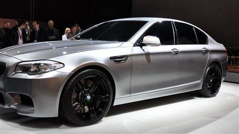 2018 Bmw M5 Concept Leaked