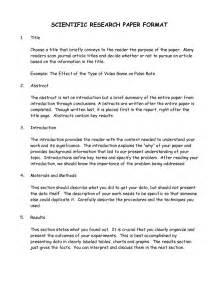 scientific paper template science essay format tire driveeasy co