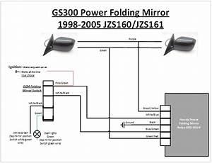 Power Folding Mirror Switch Bezel Part Numbers