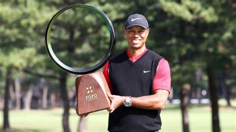 El golfista Tiger Woods suma premios a su lista | La Lupa ...