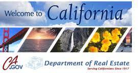 california department  real estate issues consumer