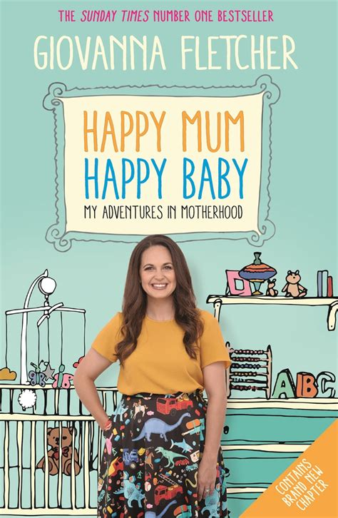 Happy Mum, Happy Baby by Giovanna Fletcher | Hachette UK