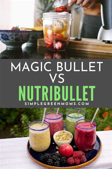 Very good 4.0/5 (11 ratings). Magic Bullet vs.NutriBullet: Who Wins   Magic bullet, Magic bullet recipes, How to make smoothies