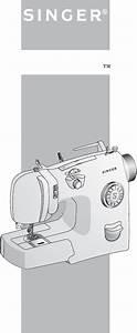 Singer Inspiration 4220 Sewing Machine Instruction Book
