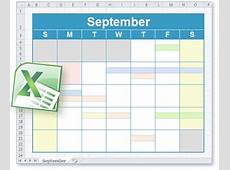2018 monthly calendar template excel calendar