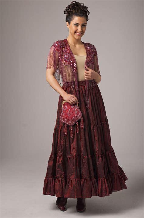 dress  style mother   bride  burgundy ann