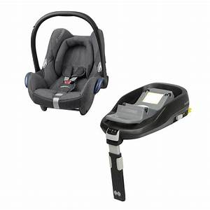 Maxi Cosi Familyfix Isofix Base : maxi cosi cabriofix familyfix base sparkling grey car seats carriers luggage from ~ A.2002-acura-tl-radio.info Haus und Dekorationen