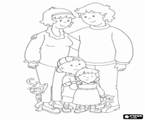 Caillou Coloring Pages - Costumepartyrun