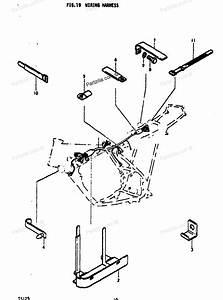 suzuki motorcycle parts 1972 ts125 wiring harness diagram With diagram of suzuki motorcycle parts 1972 ts125 kick starter diagram