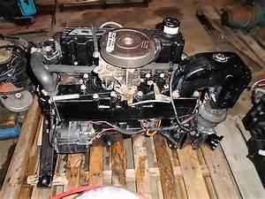 Mercruiser 120 Engine Motor For Sale Mercruiser 120 Hp  2