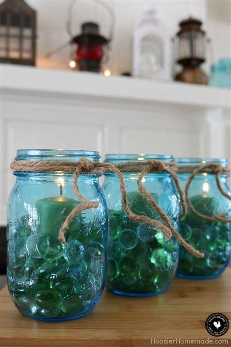 easy mason jar centerpieces hoosier homemade