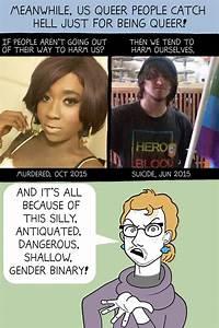 Here U0026 39 S Why The Gender Binary Hurts Us All