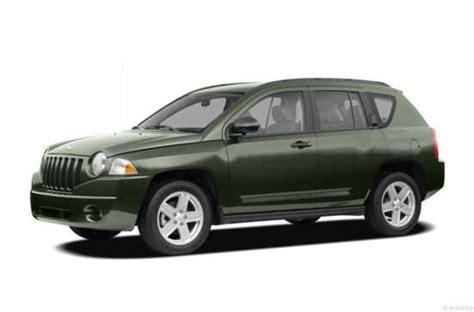 jeep compass models trims information  details