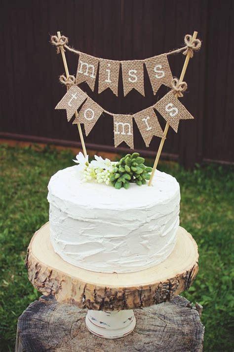 Top  Best  Ee  Burlap Ee   Bridal S Ers Ideas On Pinterest
