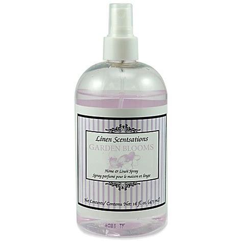 linen scentsations  oz garden blooms home linen spray