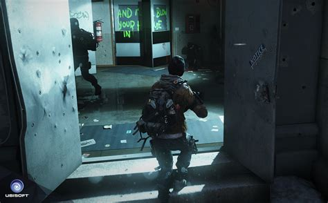 bureau gaming tom clancy 39 s the division gets three gorgeous looking in