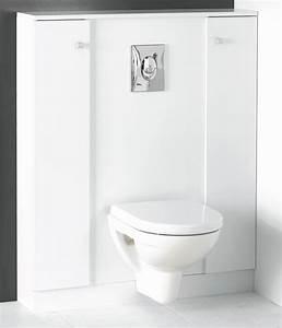 Leroy Merlin Toilette : leroy merlin toilettes elegant armoire de toilette miroir ~ Louise-bijoux.com Idées de Décoration