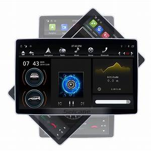 12 8 Inch Gps Navigation Universal Radio Android 9 0 With