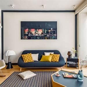 Idee Deco Salon Contemporain Id C3 A9e D A9co Moderne