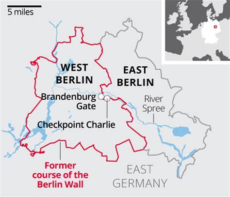 berlin wall        barrier