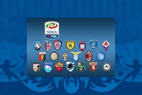 Serie A by Ranking The 20 Serie A Logos Calcio E Finanza